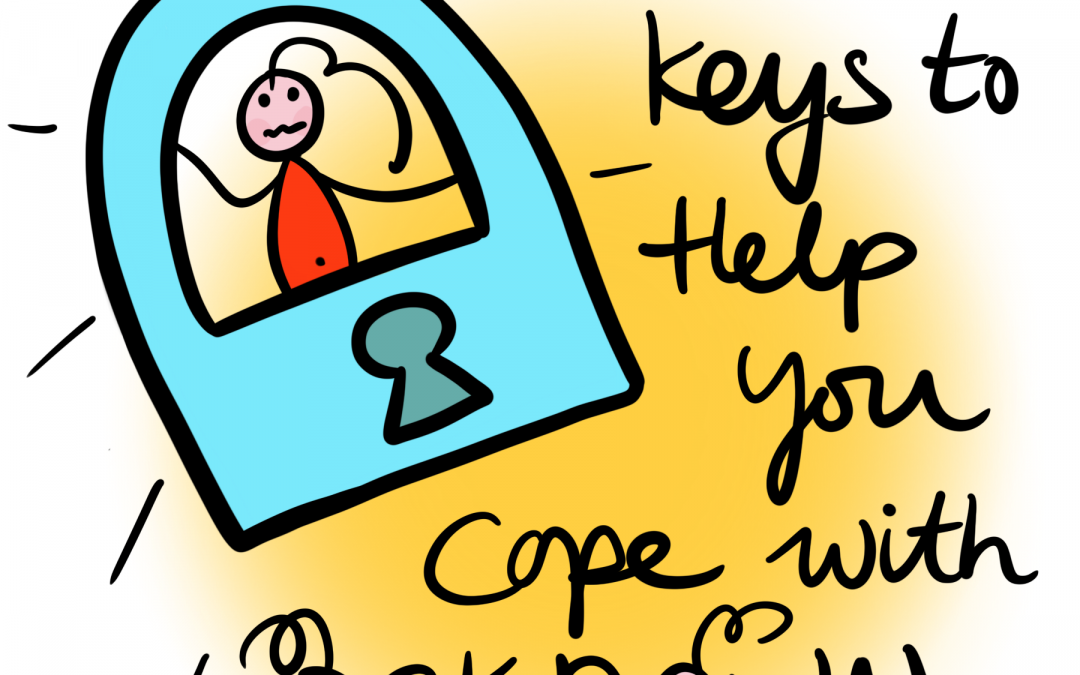 Three Guiding Keys to Ease Anxiety