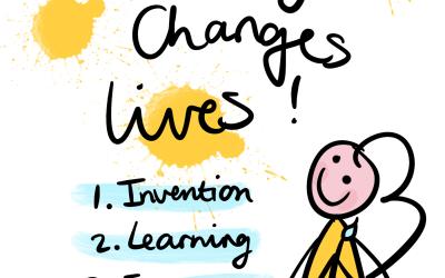 How Doodling Changes Lives