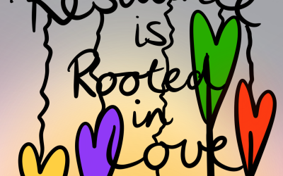 Resilience is Rooted in Love