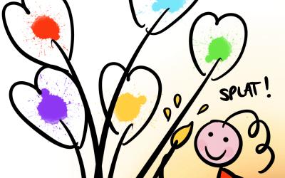 Splat! Spread Joy